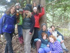 Mother Daughter Wilderness Program