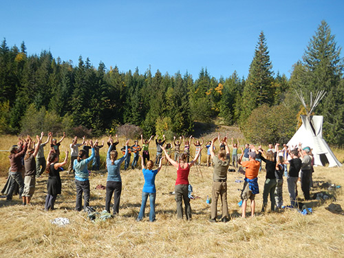 Teen Wilderness Camp