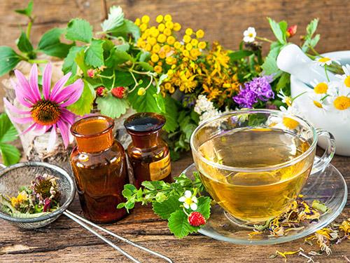 erbal Tea Recipes