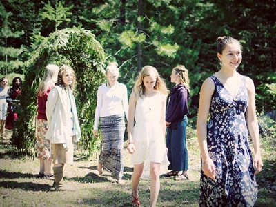 Girls Coming of Age