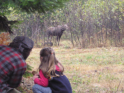 Homeschool Nature Program