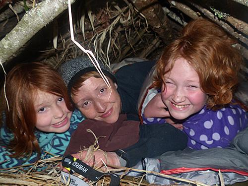 Mother Daughter Wilderness Program