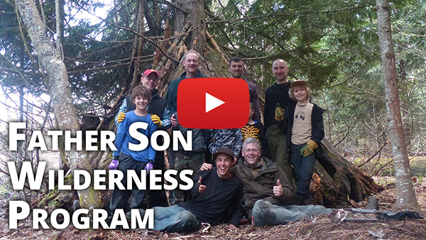 Father Son Wilderness Program Video