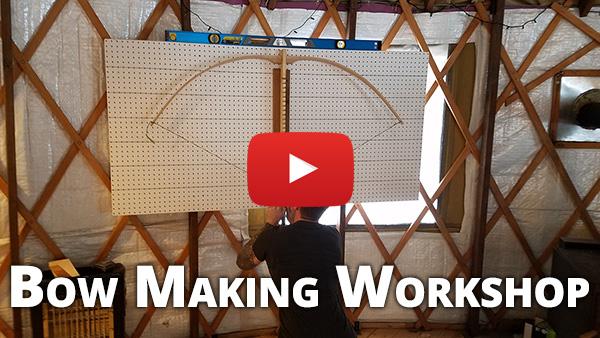 Bow Making Workshop Video