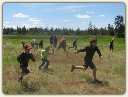 Fun Outdoor For Kids A Guide To Nature Based
