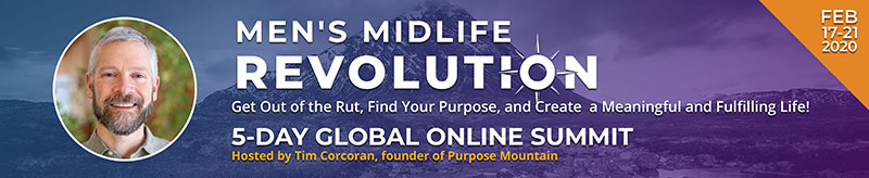 Men's Midlife Revolution Online Summit