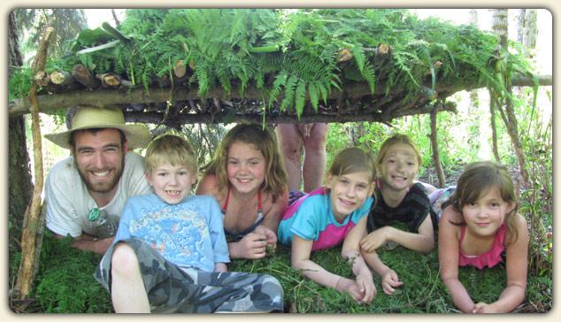 Outdoor Adventure Camp