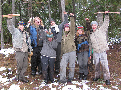 Teen Wilderness Programs