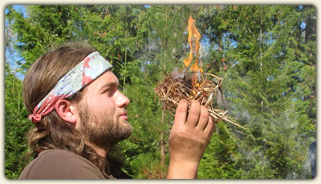 Wilderness Skills Instructor Training Program