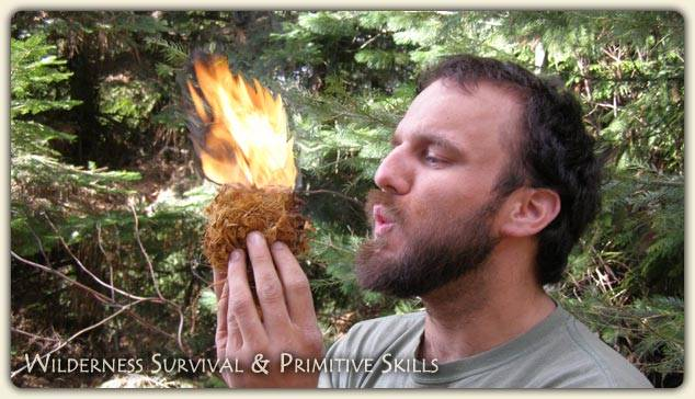 Nature and Wilderness Survival School - Twin Eagles